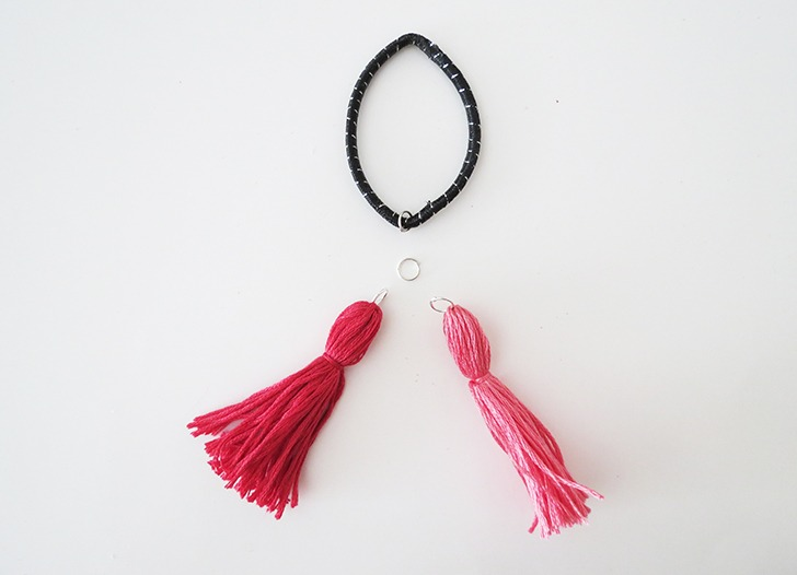 diy hair tie customization 6