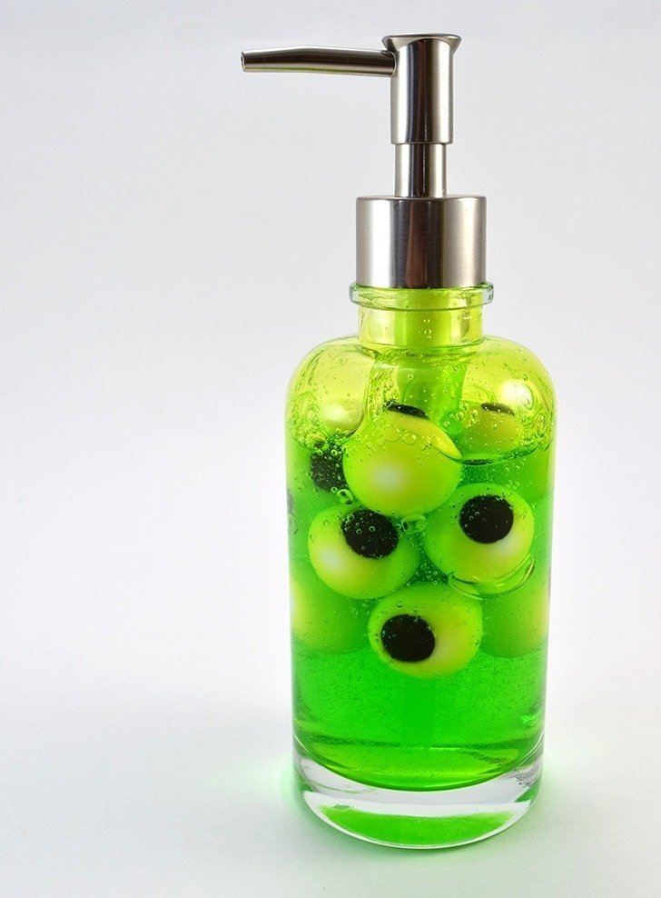 Creepy Eyeball Hand Soap