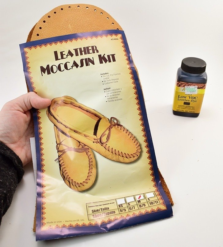 Make Leather Moccasins Dream A Little Bigger