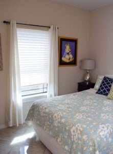 Need inexpensive window coverings? Paper blinds are easy to modify and won't break the bank. It's perfect for renters!