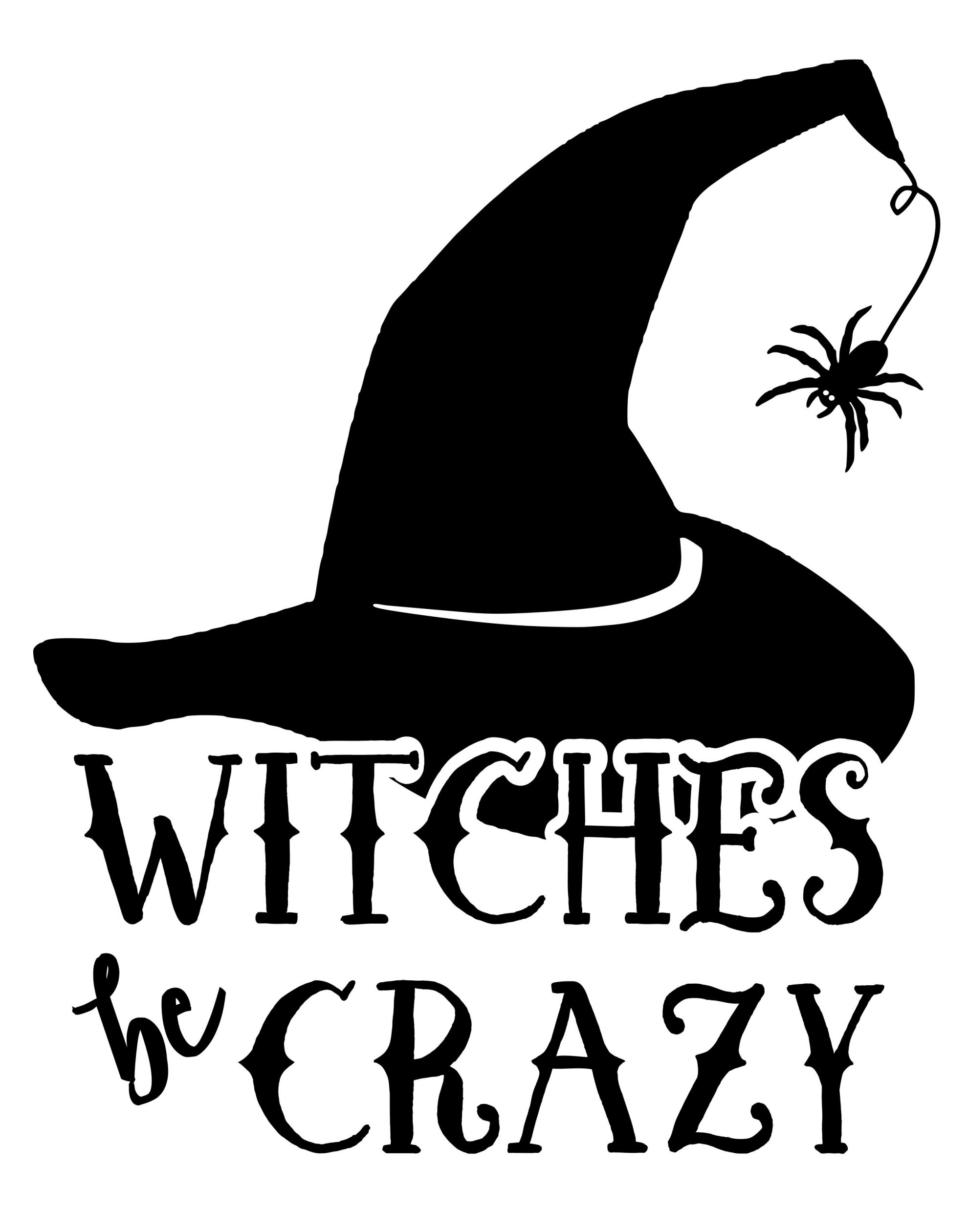 74d3249fa Witches be Crazy Halloween Tee Shirt - Dream a Little Bigger