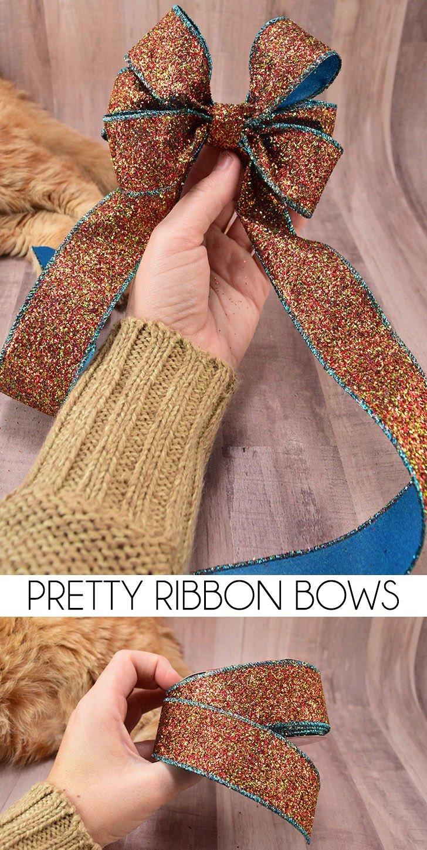 How To Make A Pretty Ribbon Bow Dream A Little Bigger
