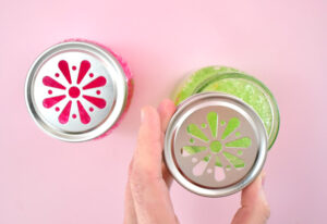 Add a lid with cut outs and set someplace to smell amazing!