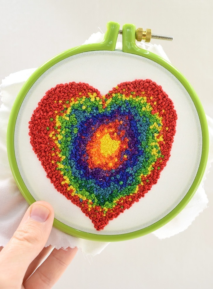 How to Make French Knots – Hand Embroidery Tutorial