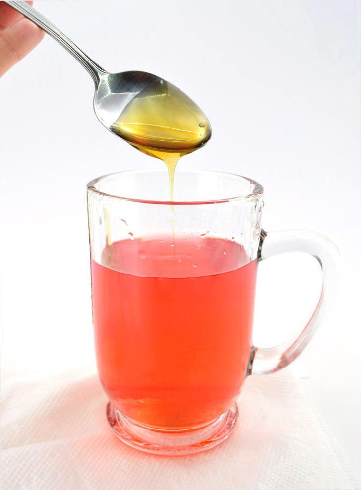 Homemade Hibiscus Tea – Agua de Jamaica