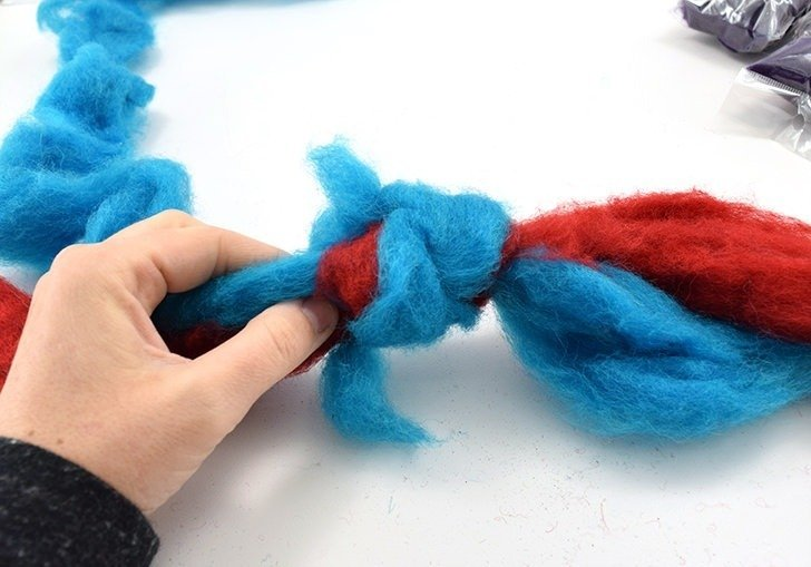 These homemade dog toys are super easy to make and they can be put back together if you have a destructive pup!