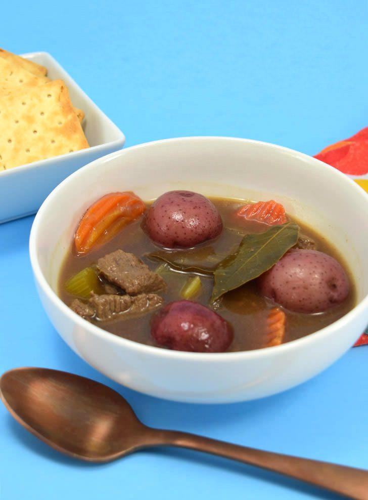Red Potato Beef Stew Recipe