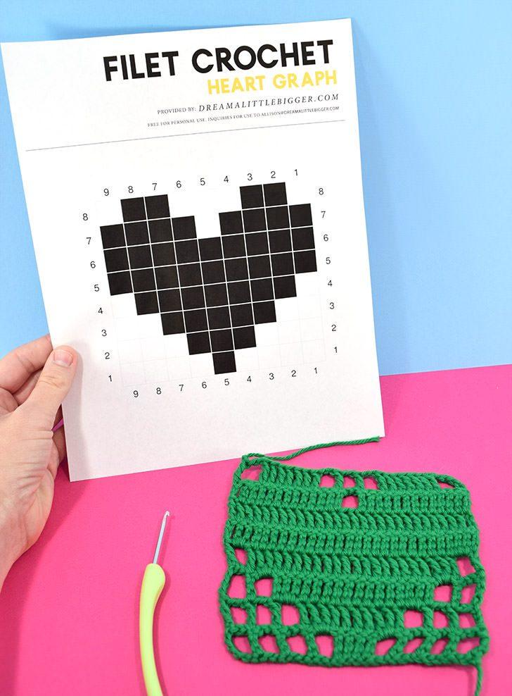 How to Filet Crochet