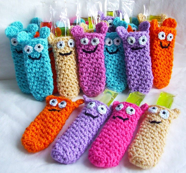 Crochet in the summer? But it's so HOT! Check out these amazing crochet projects that are perfect to hook up despite the heat!