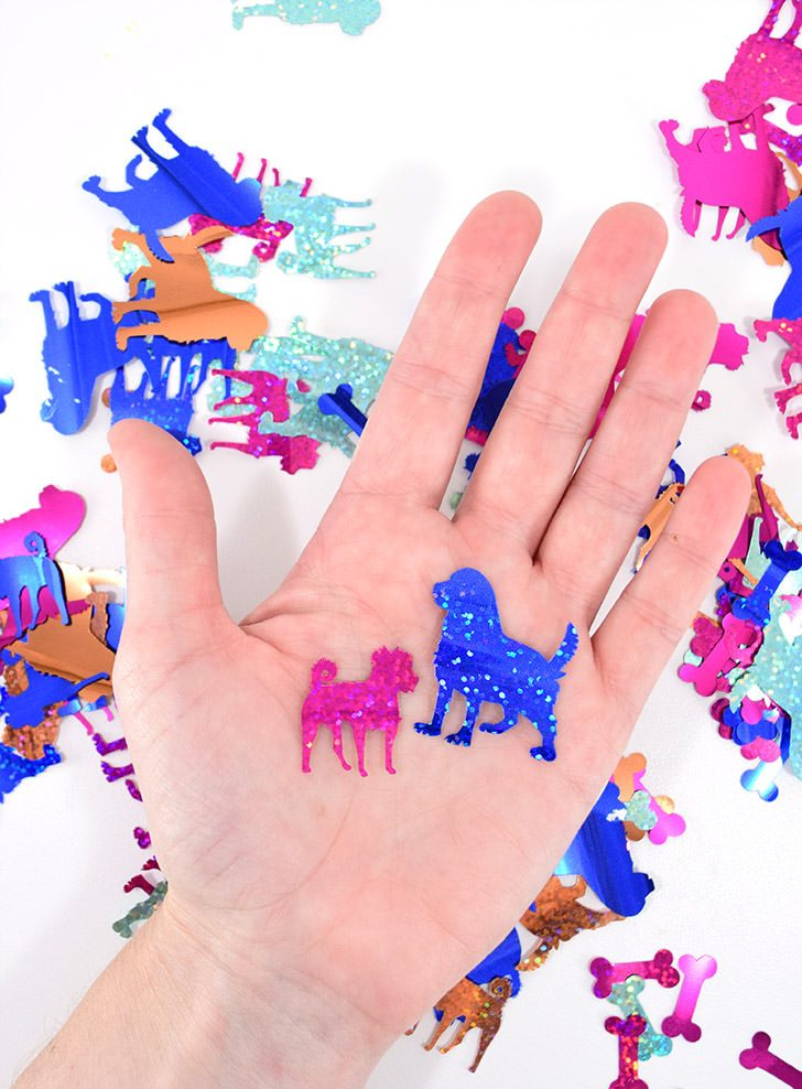 How to Make Confetti in Any Shape