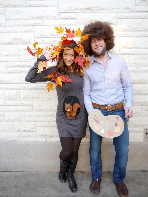 Whether you're dressing up for a Halloween party, to haunt the streets during Trick or Treat, or as a requirement for work, you're going to just LOVE these amazing and easy Halloween costumes for adults!