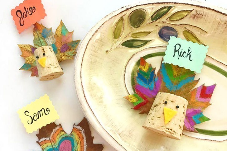 Give thanks for your crafty personality with these fun but easy turkey crafts! They're simple enough kids can get involved but look great!