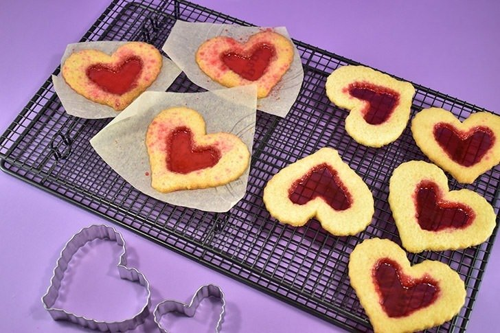 These gluten free stained glass cookies taste great and they do NOT crumble apart. Just the recipe I've been looking for! Pinning for Christmas!!!
