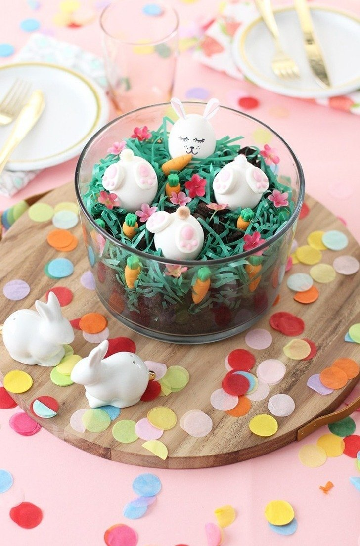 Finding good Easter crafts that are awesome and mature enough for adultcrafters isn't easy. Today we've rounded up 20 of our favorite Easter Crafts for Adults!