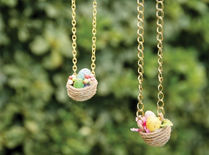 Finding good Easter crafts that are awesome and mature enough for adult crafters isn't easy. Today we've rounded up 20 of our favorite Easter Crafts for Adults!