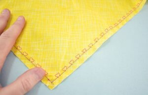 Did you know a Cricut Maker can cut FABRIC? This DIY puppy bandana is the PERFECT first sewing project!