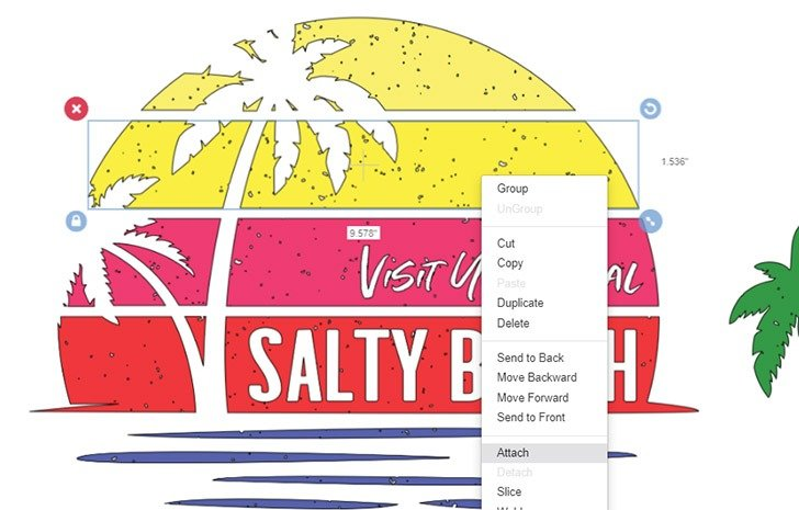 Visit Your Local Salty Beach Tee Shirt (Free SVG) ⋆ Dream a