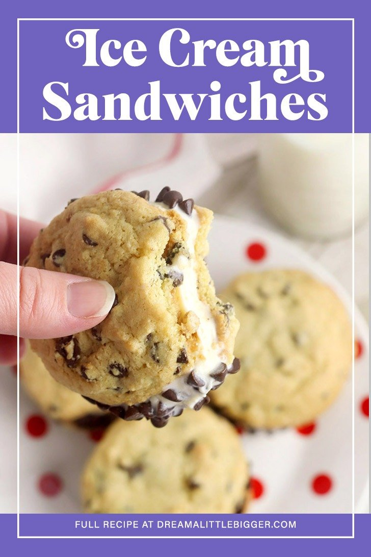 If you're looking for fabulous GF treat, look no further! This gluten free ice cream sandwich recipe is sweet and satisfying!