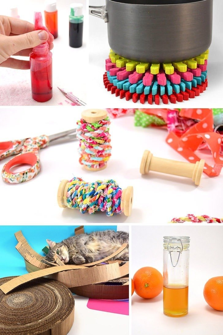 Check out the most popular upcycling posts at Dreamalittlebigger.com
