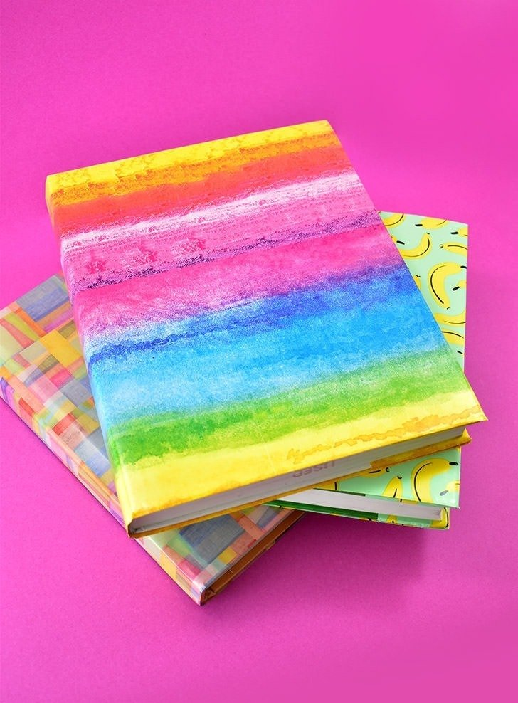 Learn how to cover textbooks with paper to cheaply protect them this school year.