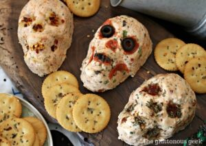 Looking for healthy or savory Halloween recipes? Look no further, we've got a bunch right here!