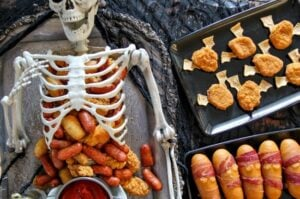 There are lots of sweet Halloween recipes, but where are the savory? We've got them! Check out our favorite savory Halloween recipes!