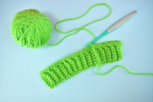 Continue crocheting off of your first round.