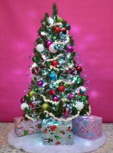 My DIY decorated Christmas Tree!