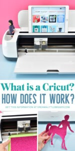 What is a Cricut? How does it work?