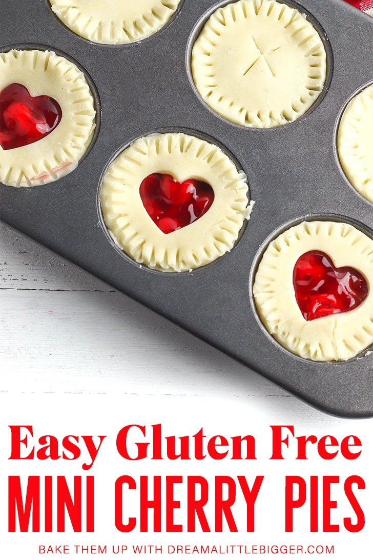 Going gluten free doesn't mean missing out on your favorite treats... Get this fabulous gluten free cherry pie recipe that will take you back!