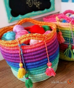 Colorful crafts aren't just for kids! Check out these amazing rainbow crafts for adults that are hue-tiful projects you'll want to make today!