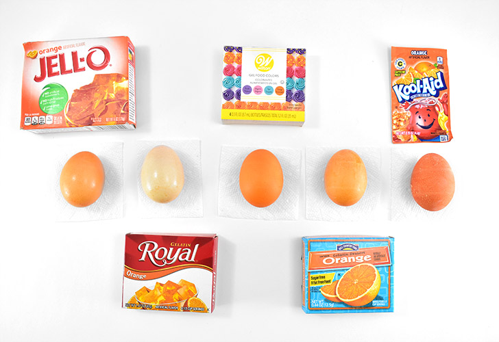 How to Dye Easter Eggs with Jello Gelatin or Kool-Aid