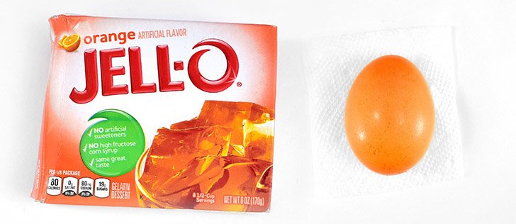 How to Dye Easter Eggs with Jello Gelatin