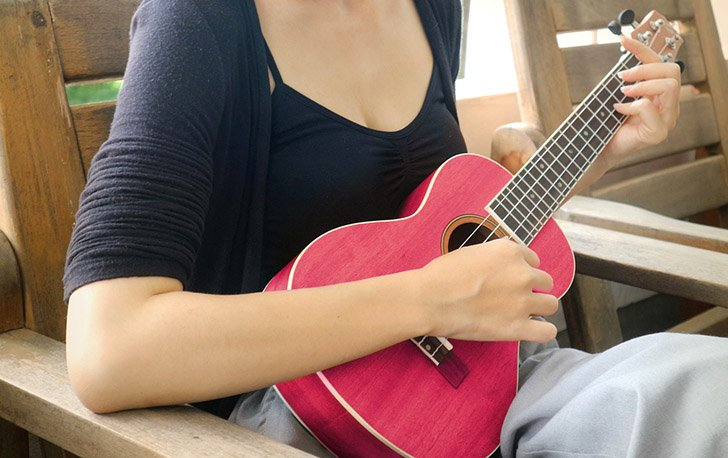 Things to do in isolation.. learn to play an instrument!