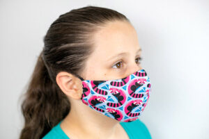 No face mask? We're sharing a ton of tutorials to show you how to make one DIY face masks out of fabric, paper towels, leggings and even bras!