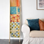 If you've got a lot of blankets this DIY blanket ladder is just what you need! With easy to follow directions, make your own gorgeous ladder!