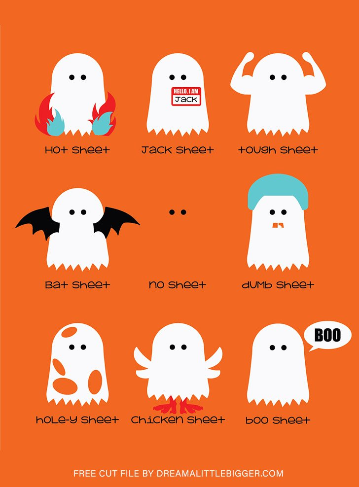 Index Of Halloween 2020 Hd Ghost Index Free Halloween SVG ⋆ Dream a Little Bigger