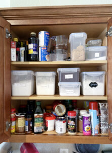 Is your spice cabinet in need of some major organization?