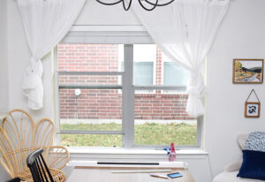 Have a window that looks right into a neighbor's house? Or perhaps anybody from the street or nearby area can catch a glimpse? Learn how to apply window privacy film to remedy that!